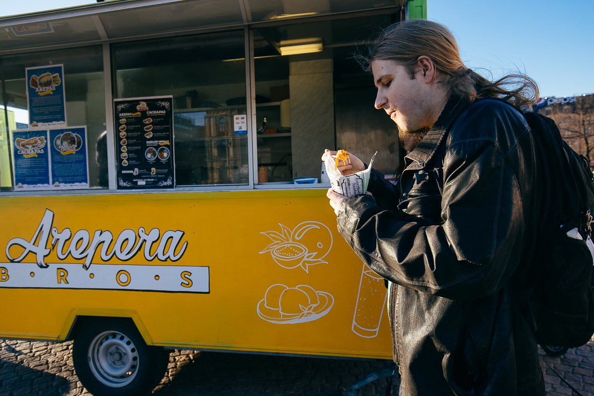 Food Truck Helsinki