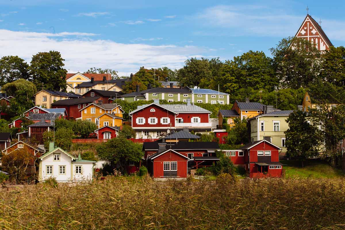 Old Porvoo, why is it the most popular day-trip from Helsinki?