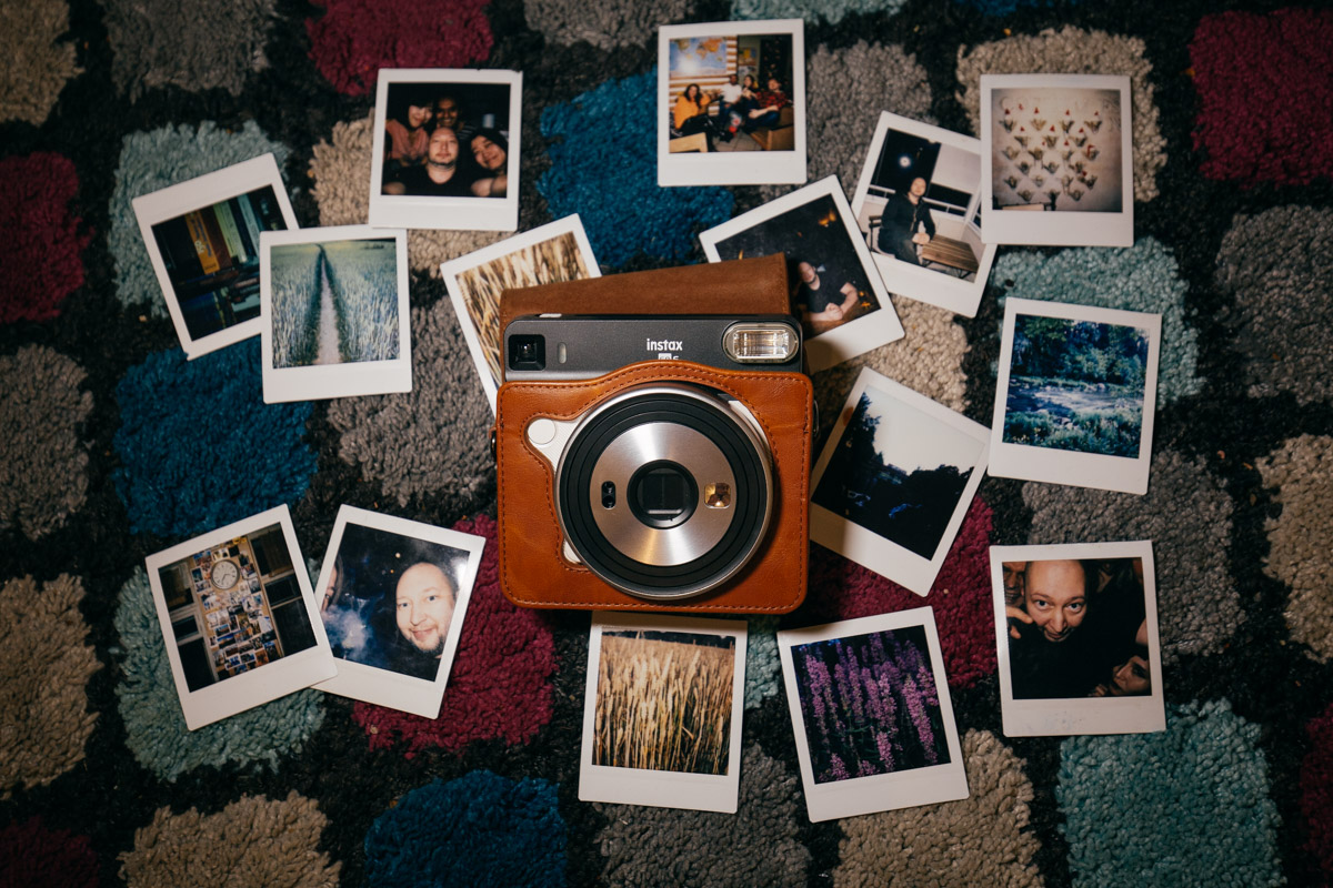 Fujifilm Instax SQ6 Review, best instant camera for travel? - Finland Travel Blog - Best Places to Visit in Europe | Engineerontour